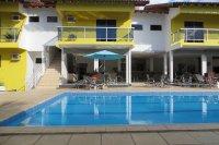 basen w hotelu