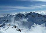 idealne warunki do jazdy na nartach